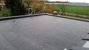 Calgary Flat Roof Replacement