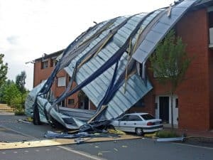 Reliable Roofing at work