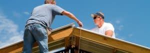 Calgary roofers quote work