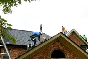 Calgary Reliable Roofing crew