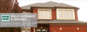 Calgary roofing business