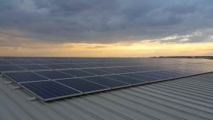 solar-panels-on-commercial-Calgary building