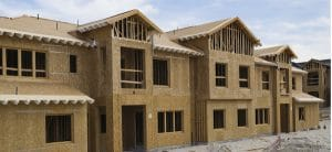 Calgary new homes ready for roofing
