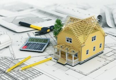 house and blueprints photo tradesman 411